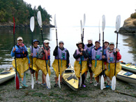SAN JUAN ISLANDS: Sea Kayaking adventures