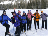 YELLOWSTONE: A Schuss of Skiiers