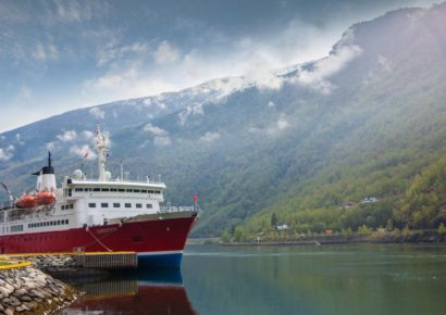 Expedition Ship Norway GADV